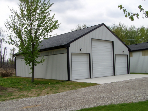 Storage Shelters Michigan : Custom rv storage michigan