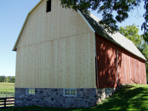 Old Gambrel Barn Restoration Barn Restoration Services