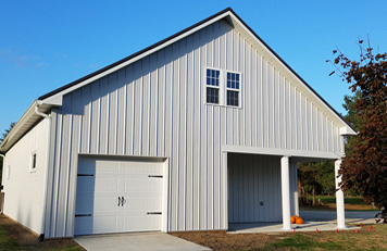 Michigan Pole Barns, Horse Barns, Loft Barns, RV Storage Construction - pole